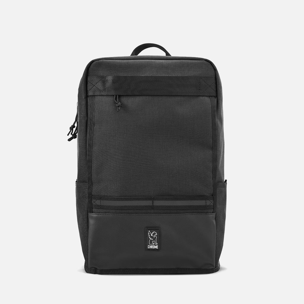 Chrome Industries Hondo Backpack All Black front view
