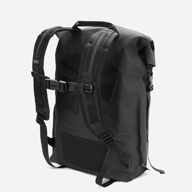 Chrome Industries Urban Ex 2.0 Rolltop 30L back view