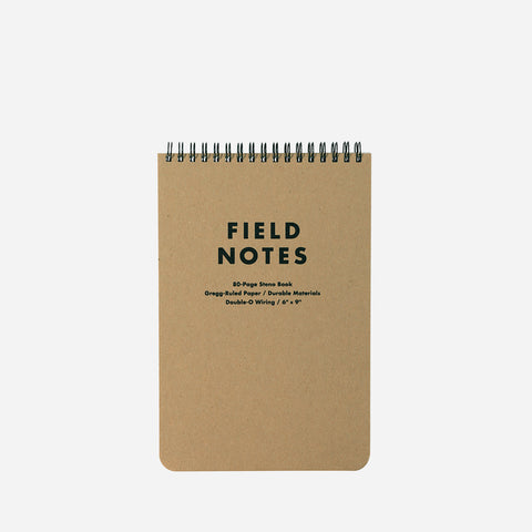 Field Notes Steno front view