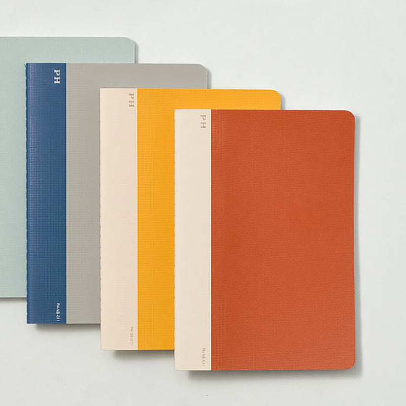 Hightide Cheesecloth Notebook colors