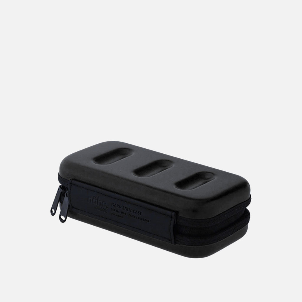 Hightide Hard Shell Case Small Black Material