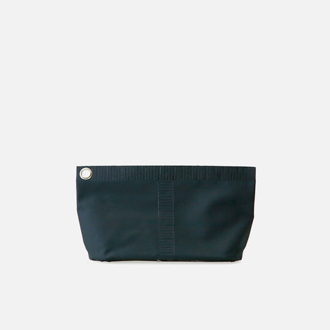 Hightide tarp Pouch Black Small front view