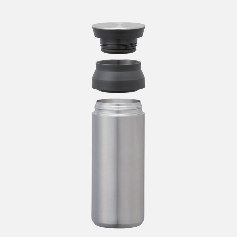 Kinto Travel Tumbler 500ml Steel parts