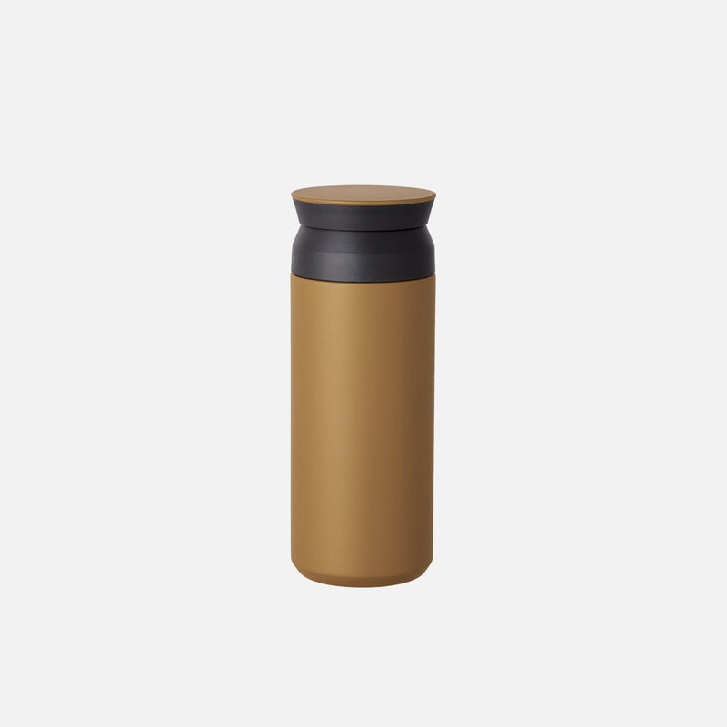 Kinto Travel Tumbler 500ml Coyote Front