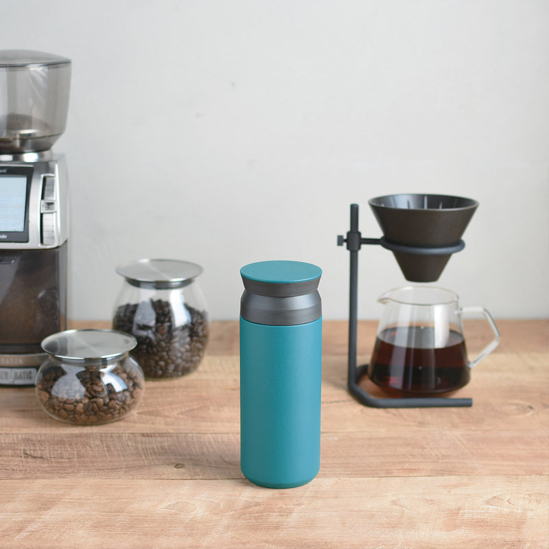 Kinto Travel Tumbler 500ml Turquoise Coffee Machine