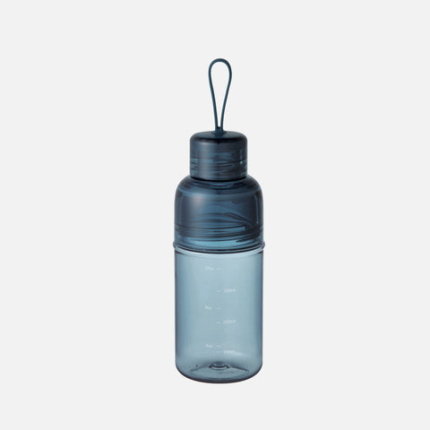 Kinto Workout Bottle Navy front view