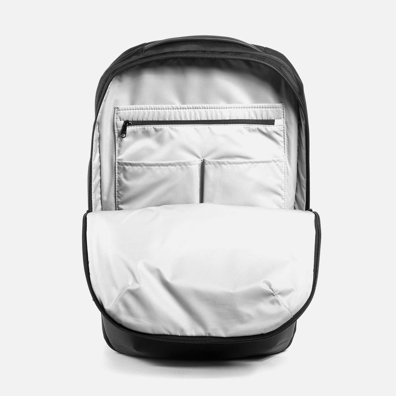 OPPOSETHIS Invisible Carry-on backpack front pocket view