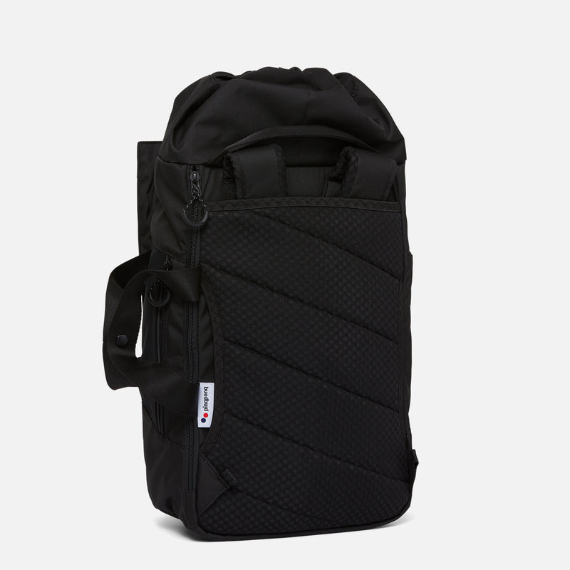 Pinqponq Blok Medium Rooted Black carry-on view