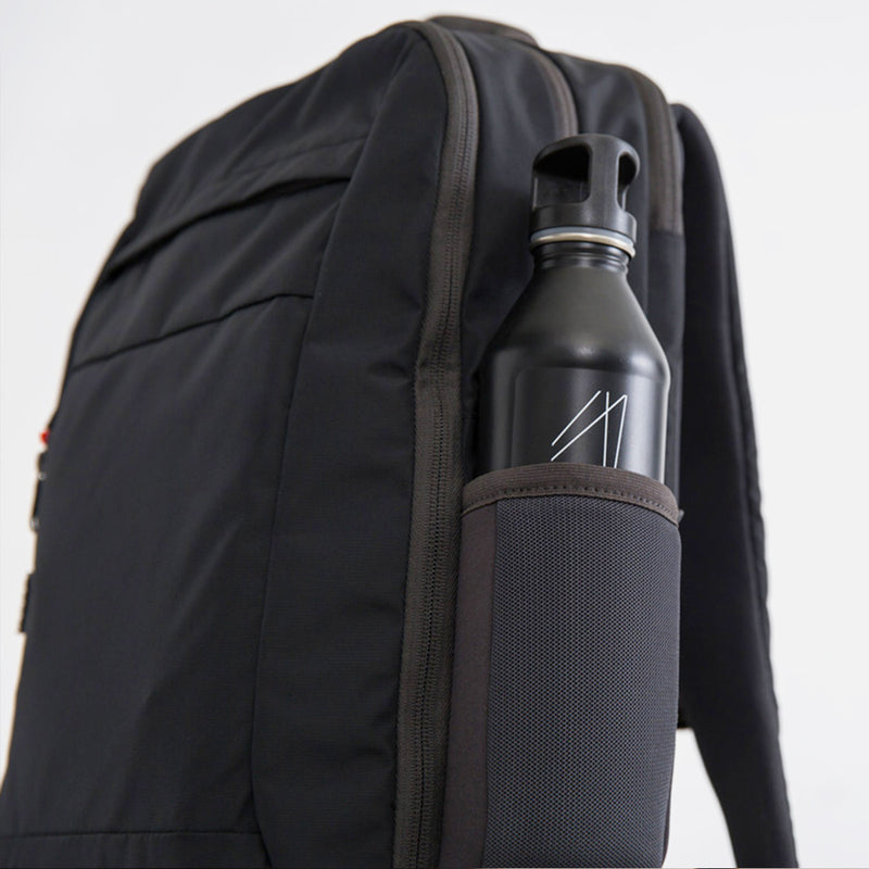 Timbuk2 Sac à dos Authority Jet Black Side Bottle
