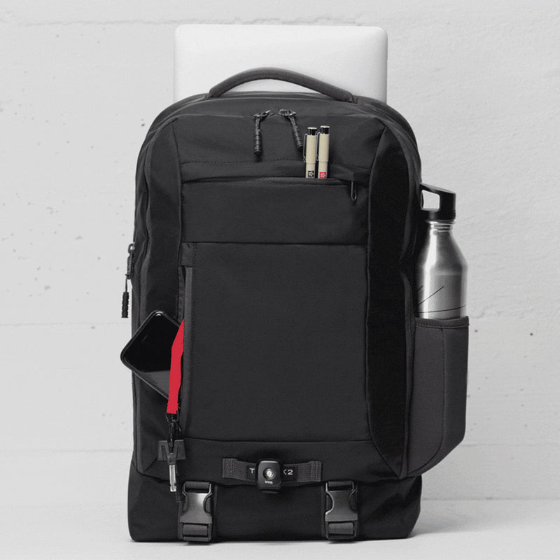 Timbuk2 Authority Jet Black features