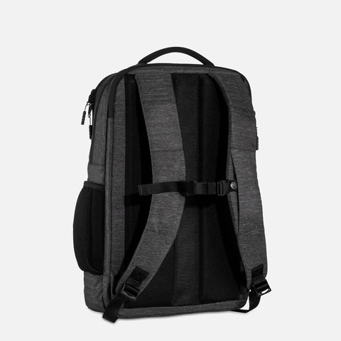 Timbuk2 Authority Jet Black Static front