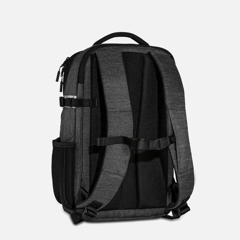 Timbuk2 Division Jet Black Static back