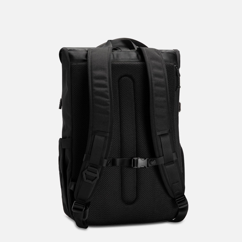Timbuk2 Rogue Laptop Backpack 2.0 Black back view