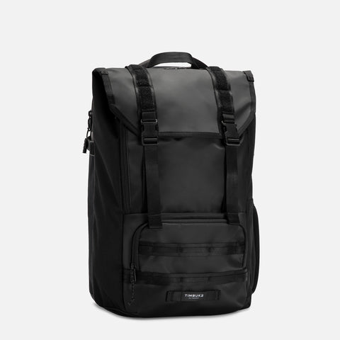 Timbuk2 Rogue Laptop Backpack 2.0 Black front view