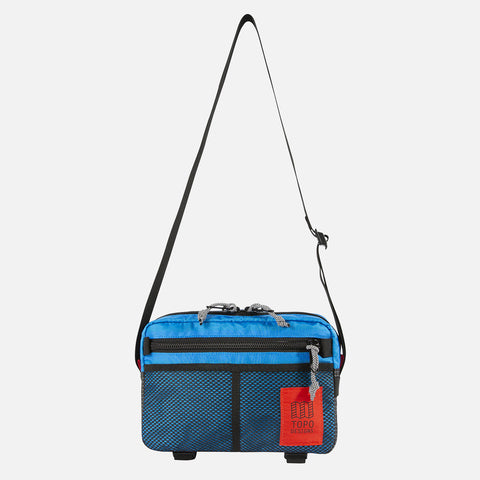 Topo designs Block Bag blue