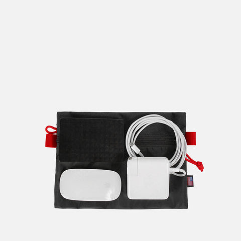 Topo Designs Bag Accessory Black Medium