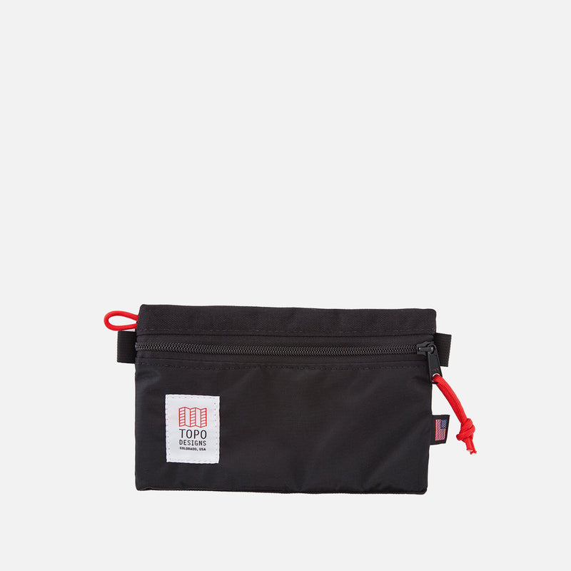Topo Designs Bag Accessory Black Small