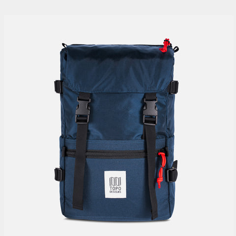 Topo Designs Rover Pack Navy front view