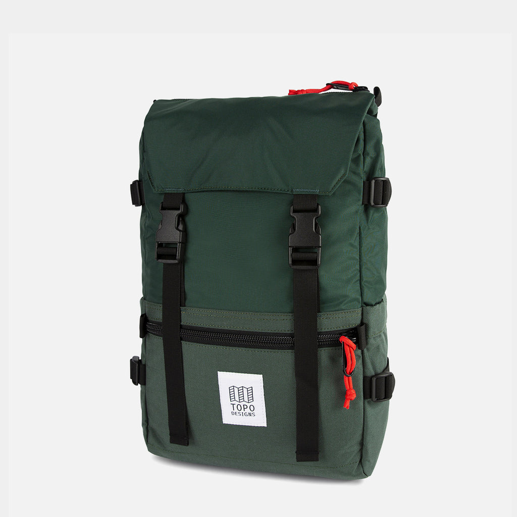Topo Designs Rover Pack Forest diagonal view