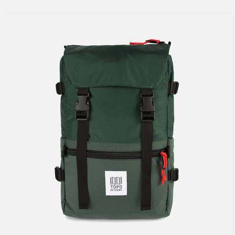 Topo Designs Rover Pack Forest front view