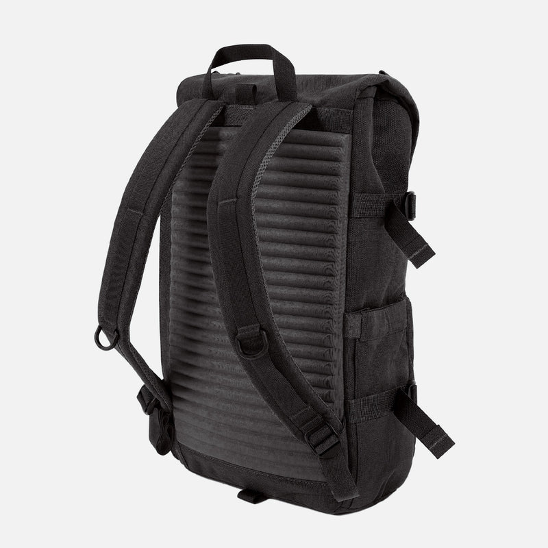 Topo Designs Rover Pack Tech Black back view
