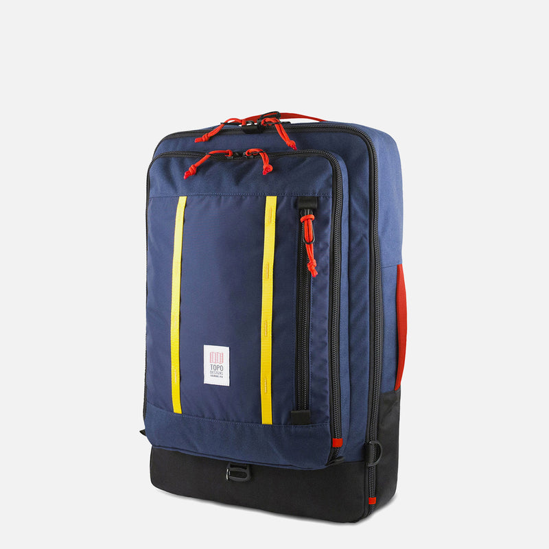 Topo Designs Travel Bag Navy 30L front