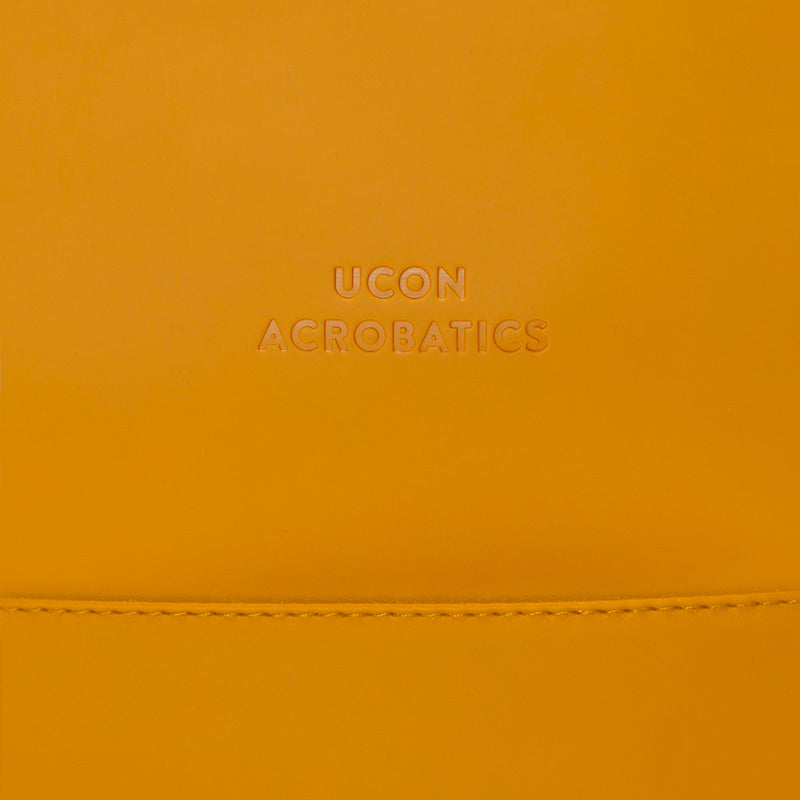 Ucon Acrobatics Hajo Lotus Mustard label