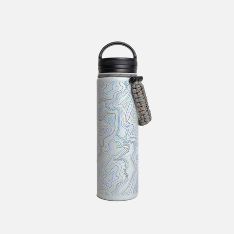 United By Blue Insulated Steel Bottle front view