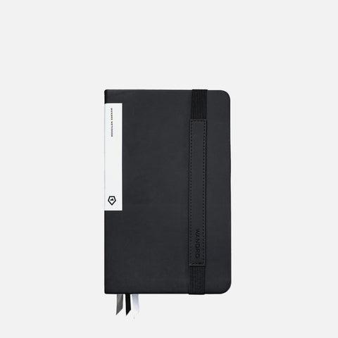 Wandrd Notebook Black front