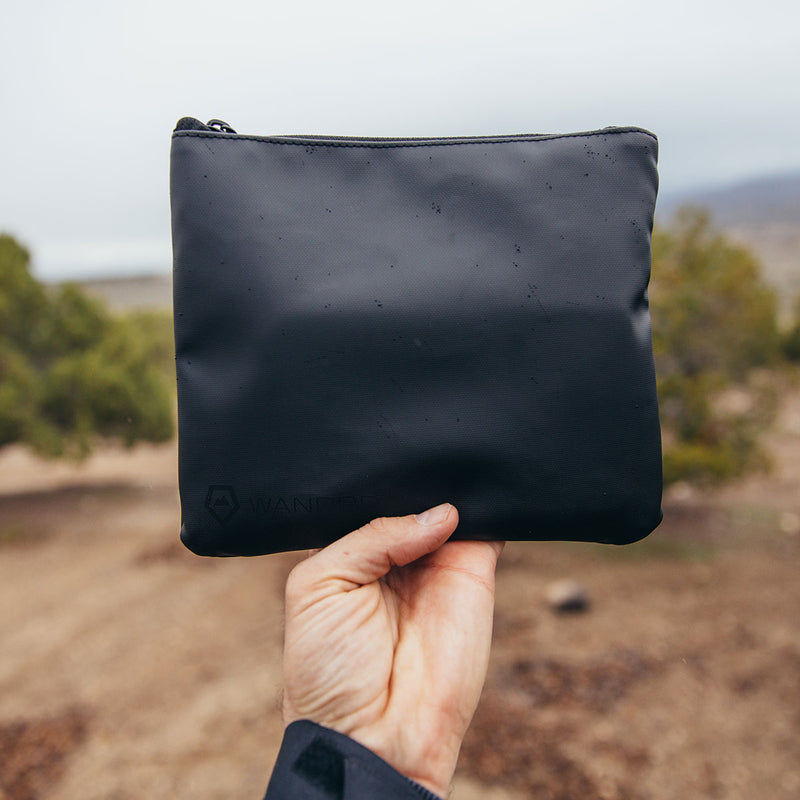 Wandrd Pouch lifestyle front