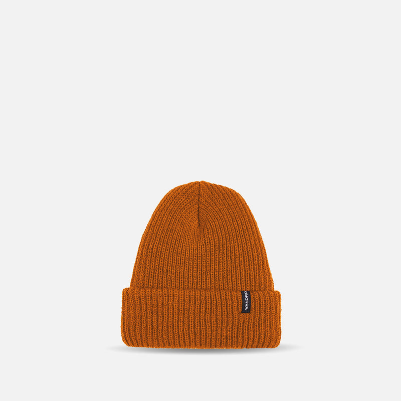 Wandrd Roadside Watch Cap Burnt Orange front