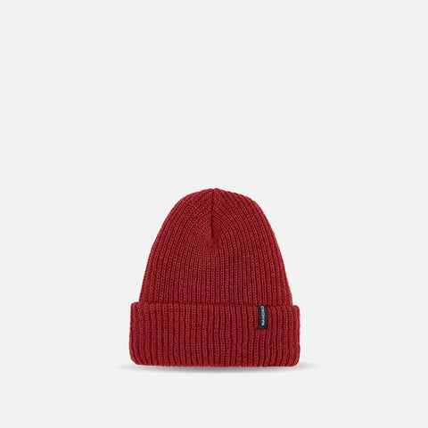 Wandrd Roadside Watch Cap Red front