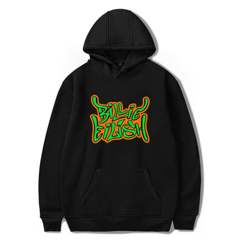 Image of Billie Eilish Hoodie (SweatShirt)