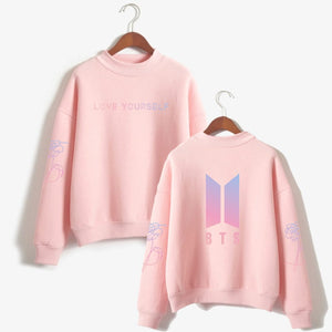 """BTS Love Yourself"" Mocknecks"