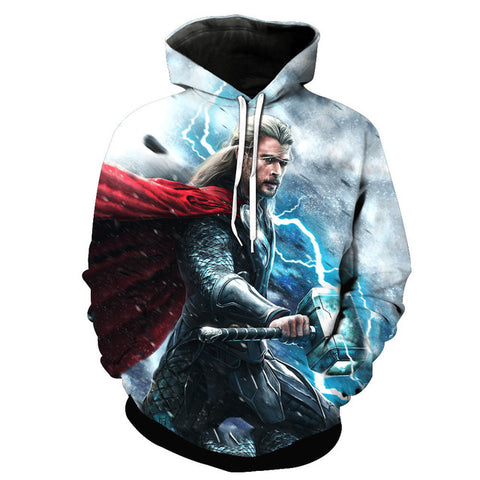 Image of THOR HOODIES