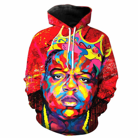 Image of The Notorious B.I.G. HOODIE