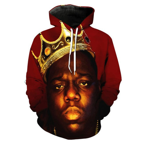 Image of The Notorious B.I.G.HOODIE