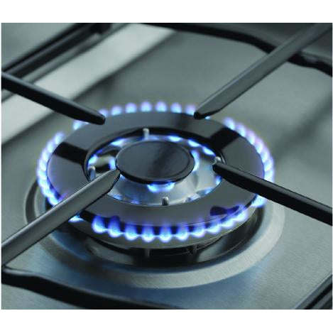 90 cm 5 BURNERS GAS FREE STANDING STEEL PLUS GAS COOKER  ZCG912A6XA
