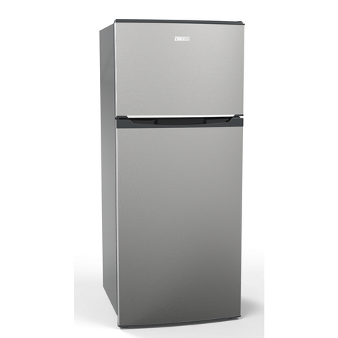 370 L. 2 Doors No frost Artic Silver Crispo Fridge