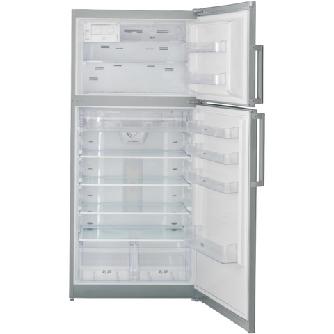 478 L. WHITE NO FROST FREE STANDING 2 DOORS FRIDGE
