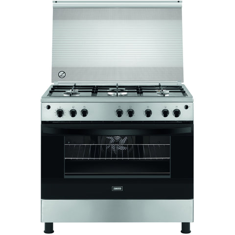 90 cm 5 BURNERS GAS FREE STANDING  GAS COOKER  ZCG922A6XA