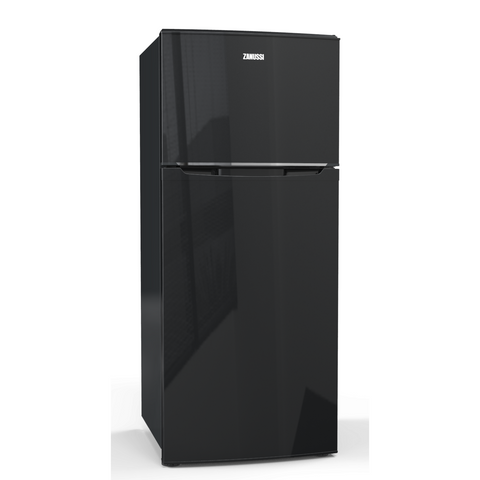370 L. 2 Doors No frost Black Crispo Fridge