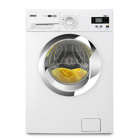 7 KG WHITE FRONT LOADER AUTOMATIC WASHING MACHINE ZWF71241WX