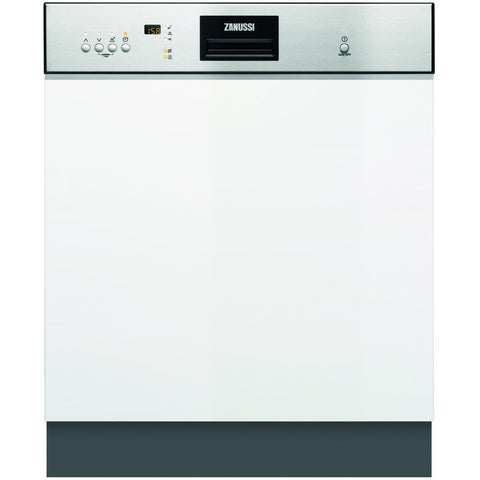 13 PLACE SETTING WITH 7 PROGRAMS BUILT IN SLIMLINE DISHWASHER ZDI26022XA