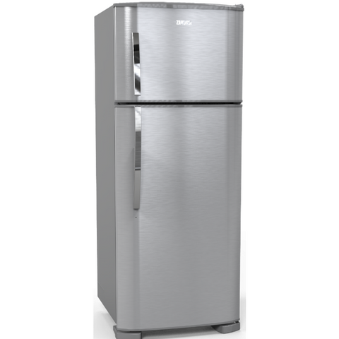 370 L. GRAND Arctic Silver NO FROST FREESTANDING FRIDGE C5 TECHNOLOGY