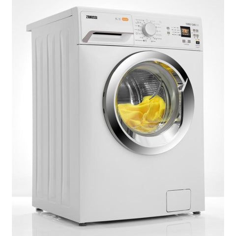 6 KG WHITE FRONT LOADER AUTOMATIC WASHING MACHINE ZWF60830WX