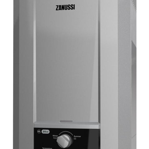 6 L SILVER GAS WATER HEATER ZYG06313SL