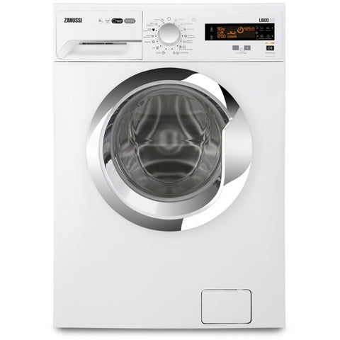 8 KG WHITE FRONT LOADER AUTOMATIC WASHING MACHINE ZWF81251WX