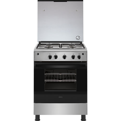 60 cm 4 BURNERS GAS FREE STANDING COOKER ZCG622A6XA