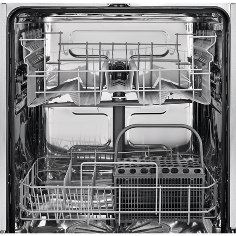 13 SETS 5 PROG. STAINLESS AIR DRY FREE STANDING DISHWASHER ZDF26004XA